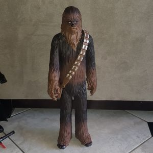 "2014 - 21"" Chewbacca Action Figure"